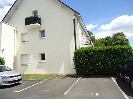 Location appartement 2 pièces 40,73 m2