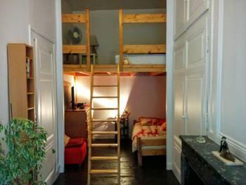 Chambre meublée 18 m2