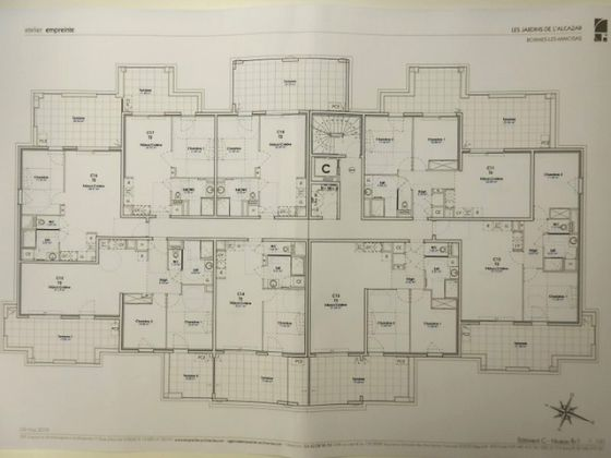 Vente appartement 2 pièces 38,2 m2