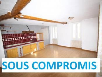 Appartement 3 pièces 54,11 m2