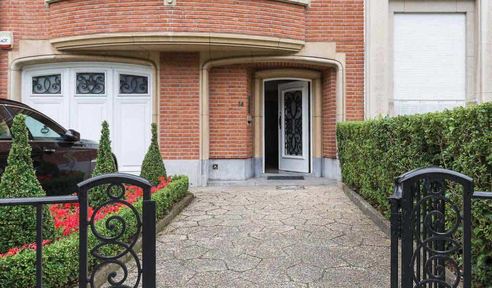 Annonce maison de luxe for Alarme maison belgique