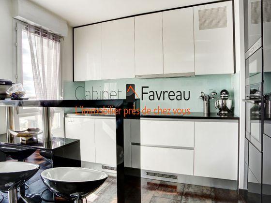 Vente appartement 4 pièces 75,7 m2