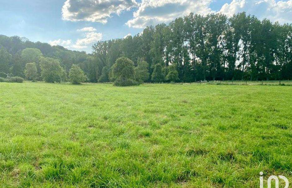 Vente terrain  1350 m² à Bray-lès-Mareuil (80580), 45 800 €
