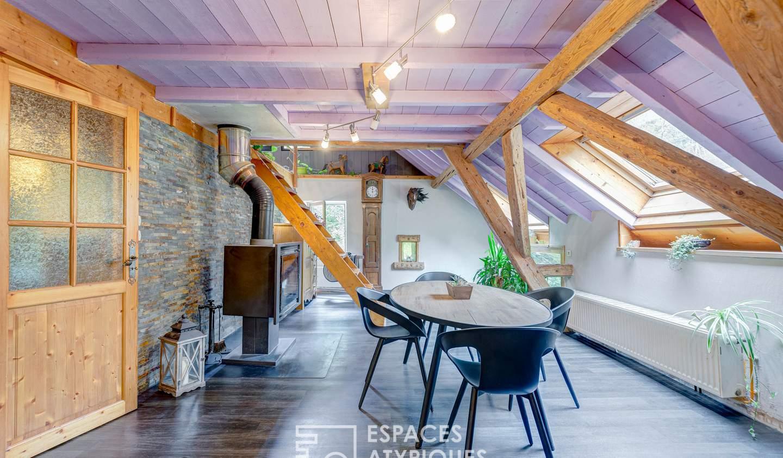 Maison avec terrasse Saint-Paul-en-Chablais