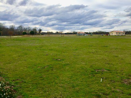 Vente terrain 1197 m2