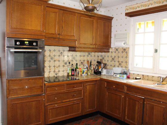 Vente maison 8 pièces 116,6 m2