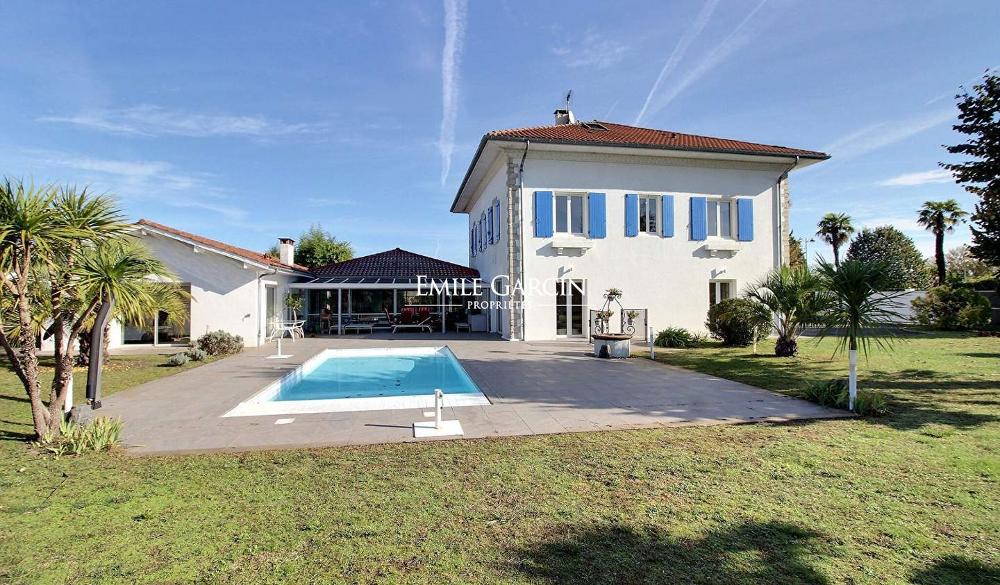 House with pool Hossegor