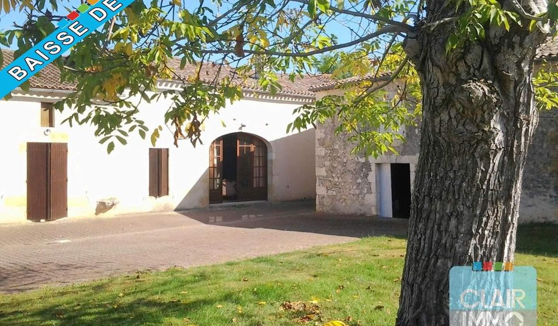 Maison avec terrasse Eynesse
