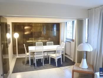 Appartement meublé 4 pièces 90 m2