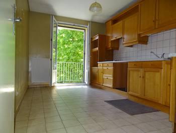 Appartement 5 pièces 91,56 m2