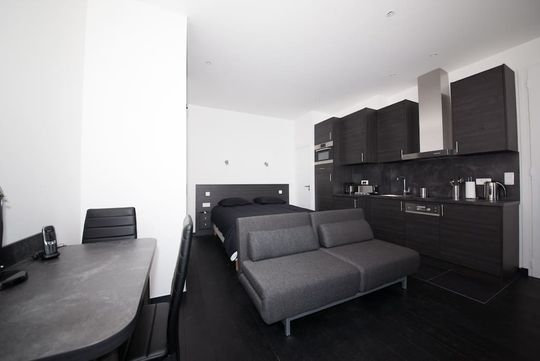 Appartement contemporain