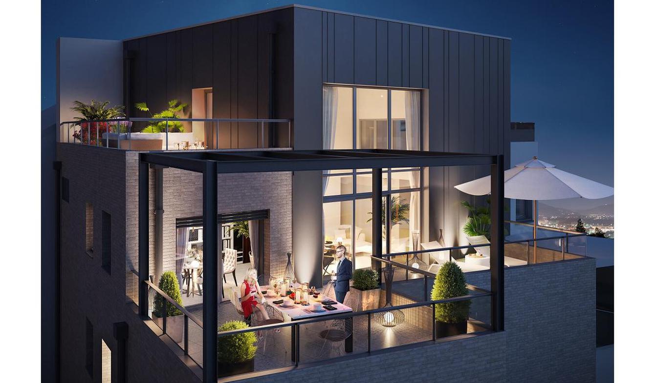 Appartement avec terrasse Lyon 8ème