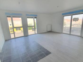 Appartement 2 pièces 50,4 m2