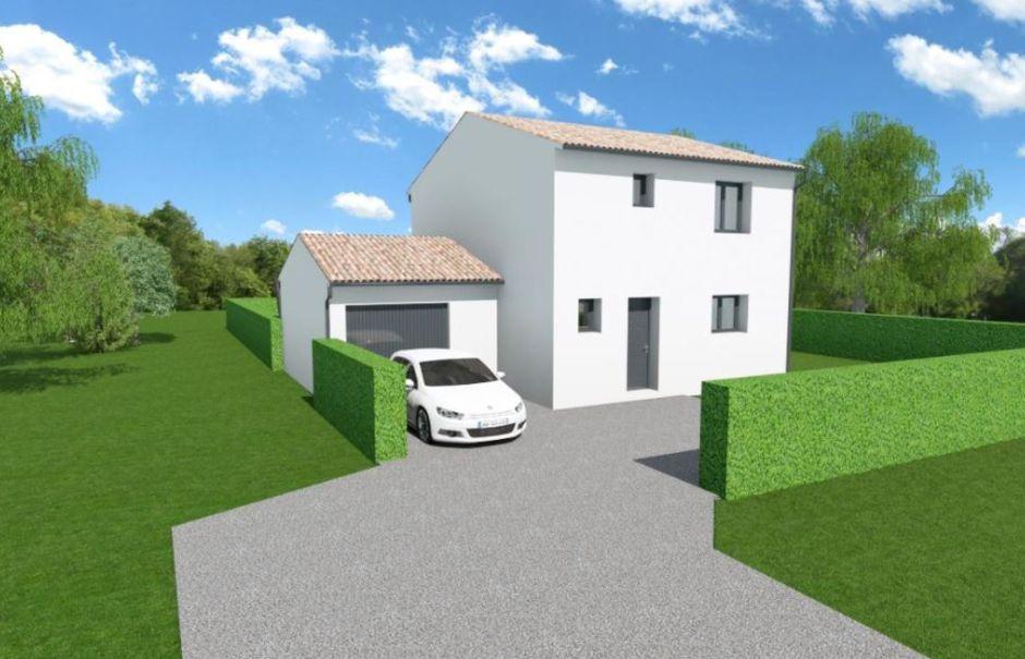 Vente maison 4 pièces 90 m² à La Calmette (30190), 249 900 €