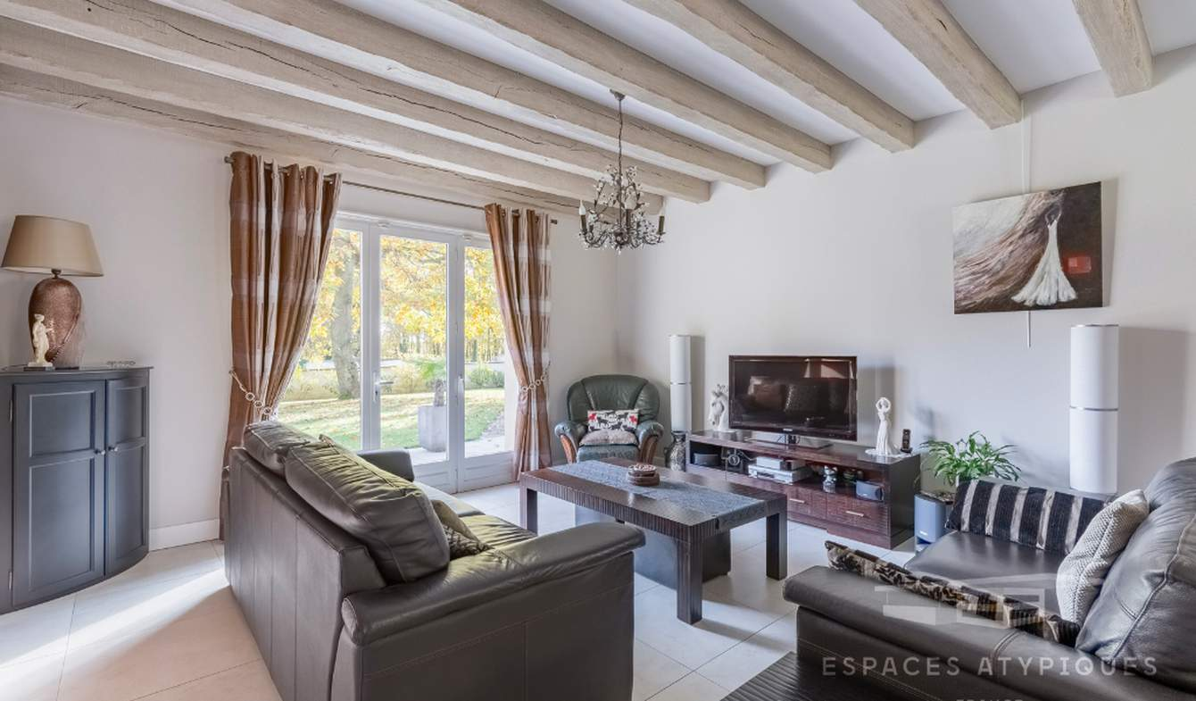 Maison avec terrasse Boissettes
