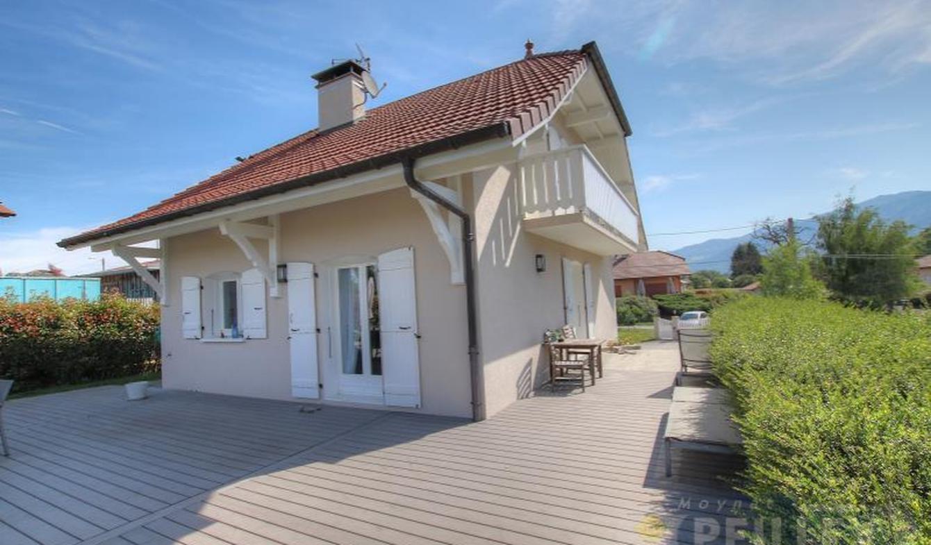 Villa avec terrasse Brenthonne