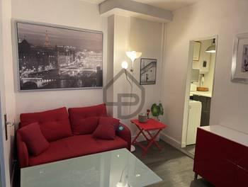 Appartement meublé 2 pièces 29 m2