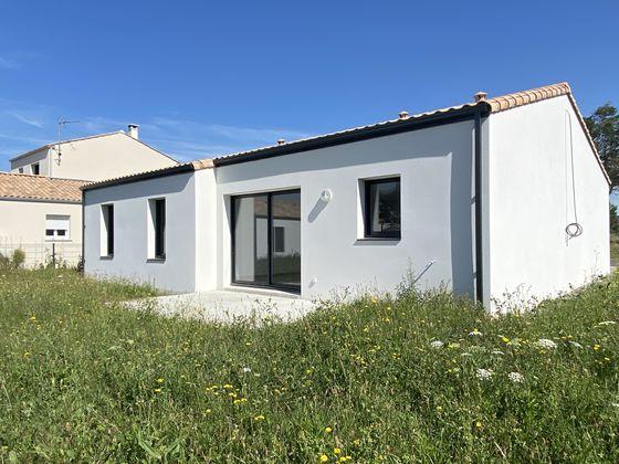 Vente maison 4 pièces 86,57 m2