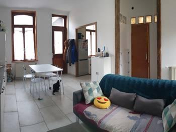 Maison 3 pièces 59,8 m2