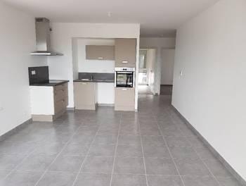 Appartement 3 pièces 63,25 m2