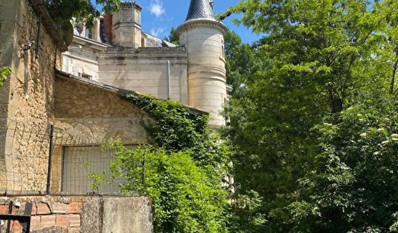 Maison avec terrasse Jouques