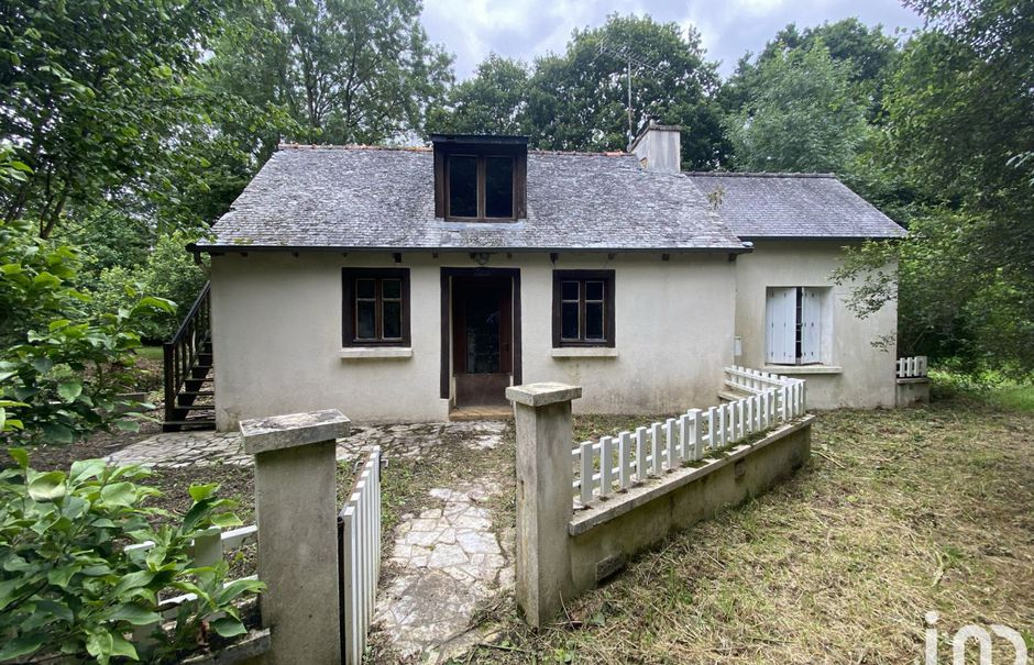 Vente moulin 10 pièces 720 m² à La Trinité-Porhoët (56490), 291 000 €