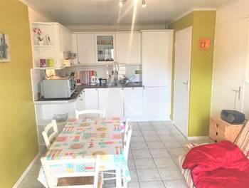 Appartement 2 pièces 24,09 m2