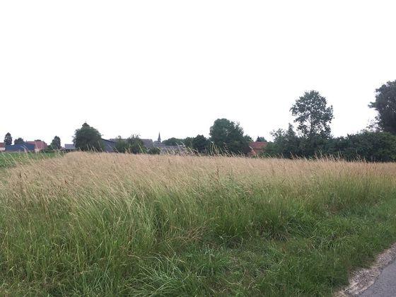 Vente terrain 1467 m2