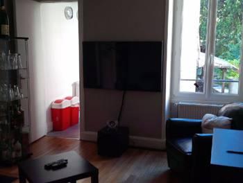 Appartement meublé 2 pièces 39,21 m2