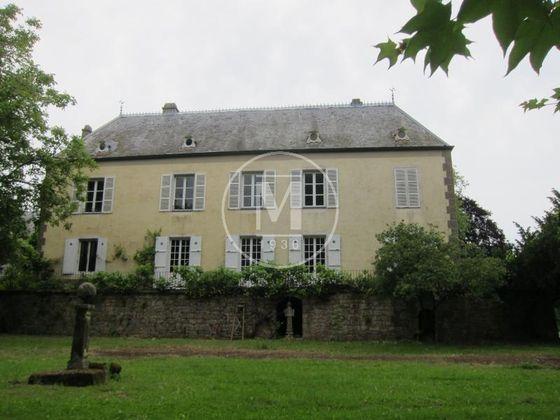 Vente château 15 pièces 750 m2