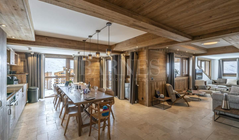 Appartement avec piscine Val thorens