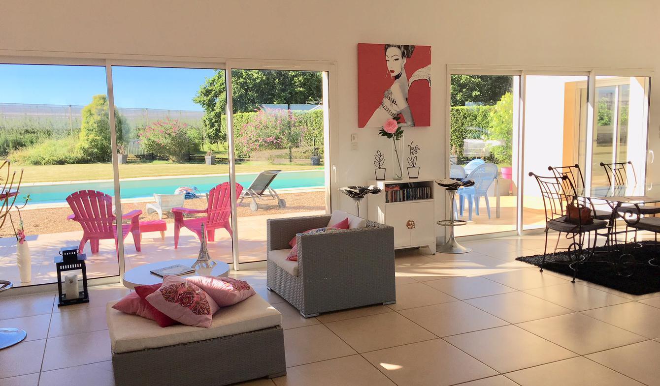 Maison avec piscine Bergerac