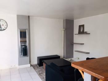 Appartement meublé 2 pièces 38,91 m2
