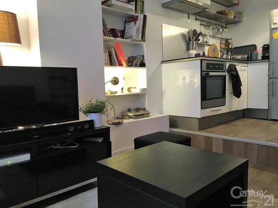 vente Studio 21,8 m2 Paris 11ème