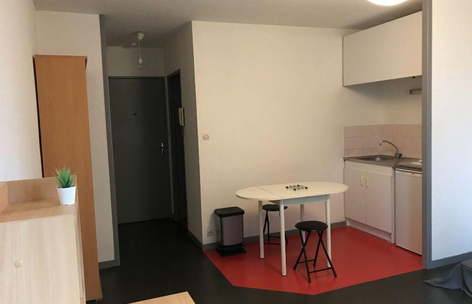 Location  studio 1 pièce 23 m² à Limoges (87100), 350 €