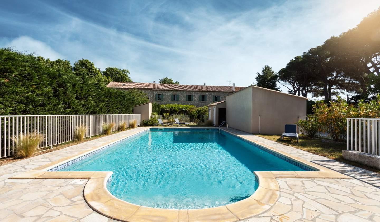 Propriété avec piscine Vinassan