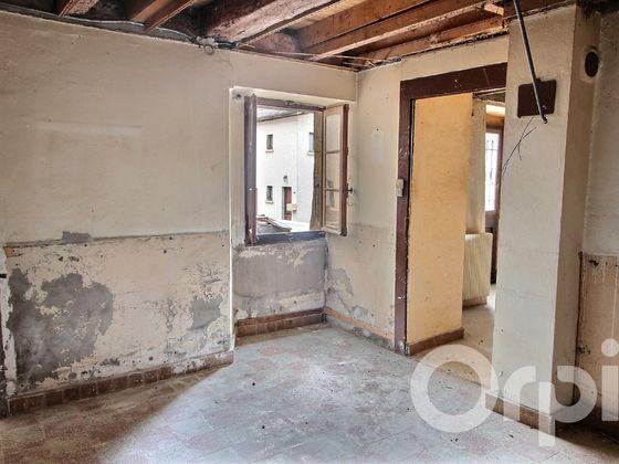 Vente maison 5 pièces 91,9 m2