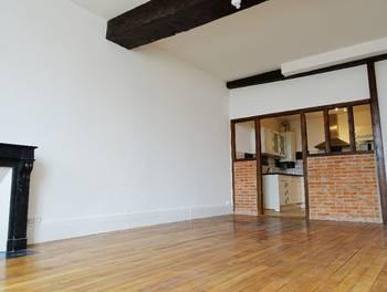 Appartement 3 pièces 75,66 m2