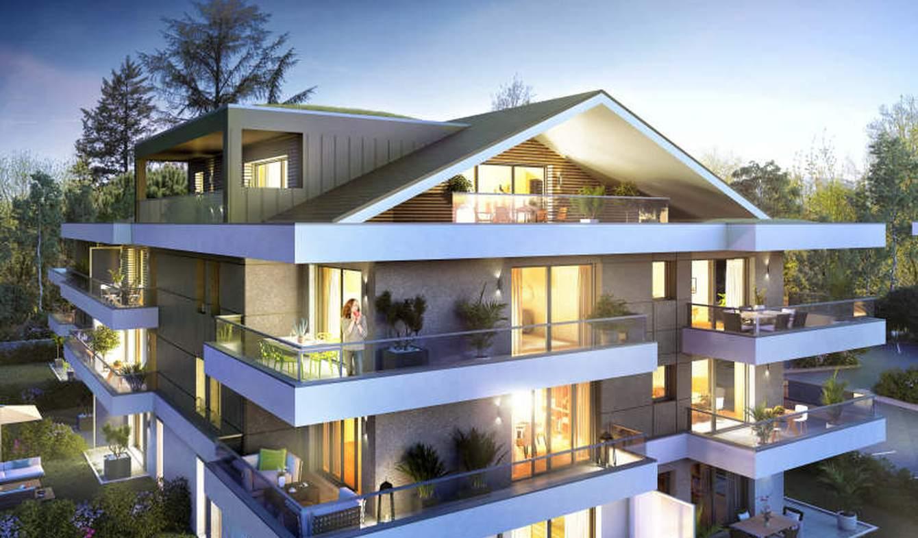 Appartement avec terrasse Messery