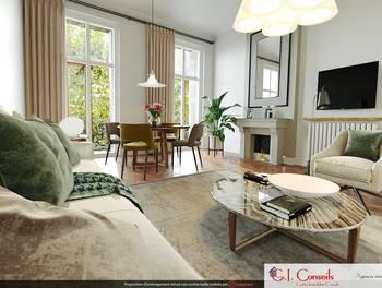 Appartement 4 pièces 125,57 m2