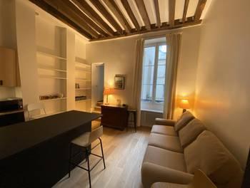 Appartement meublé 2 pièces 23,65 m2
