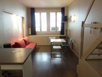 Studio meublé 22,79 m2