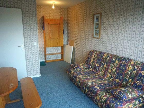Vente appartement 2 pièces 25,02 m2