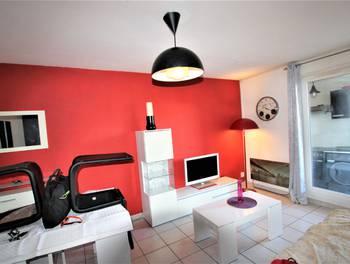 Appartement 2 pièces 32,68 m2