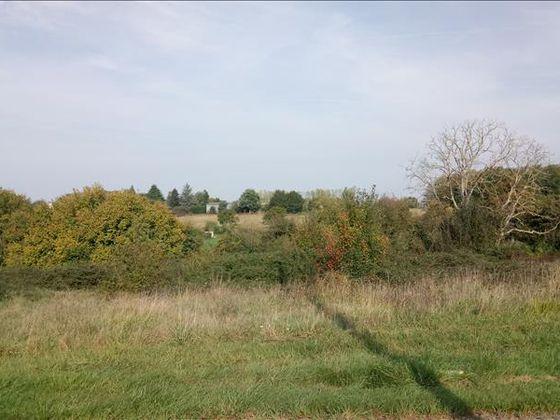 Vente terrain 1265 m2