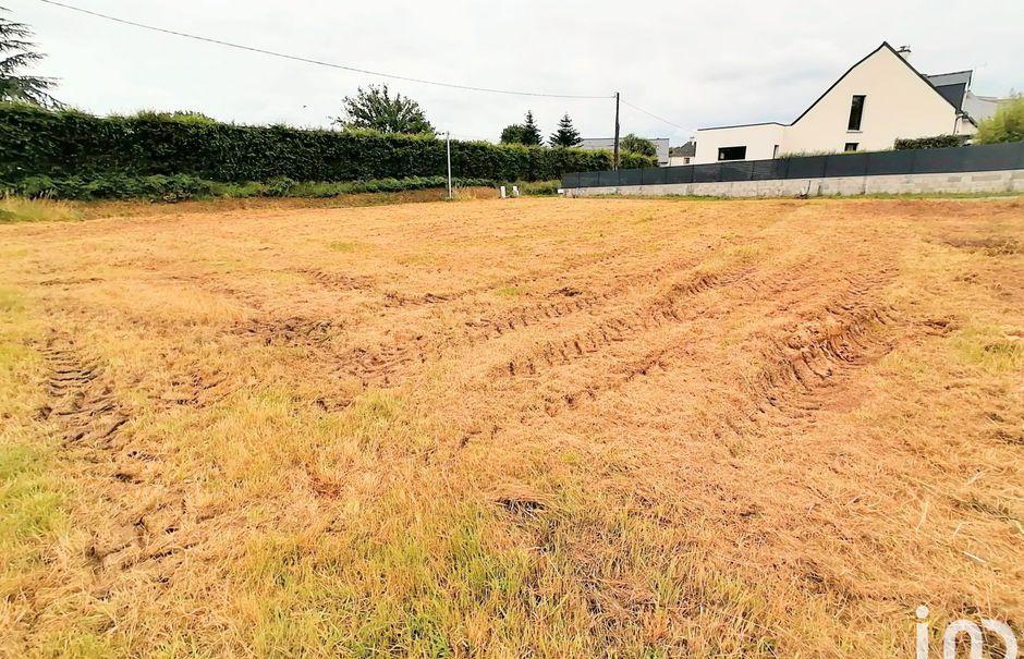 Vente terrain  788 m² à Le Pertre (35370), 48 000 €