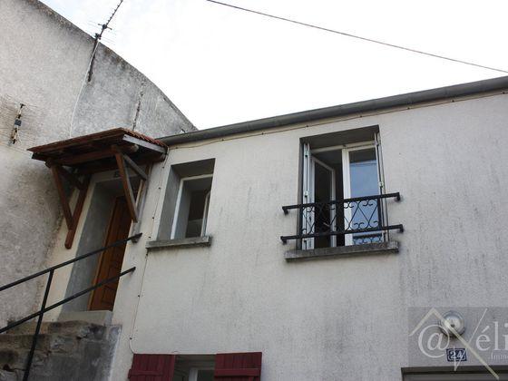 Vente duplex 2 pièces 41 m2