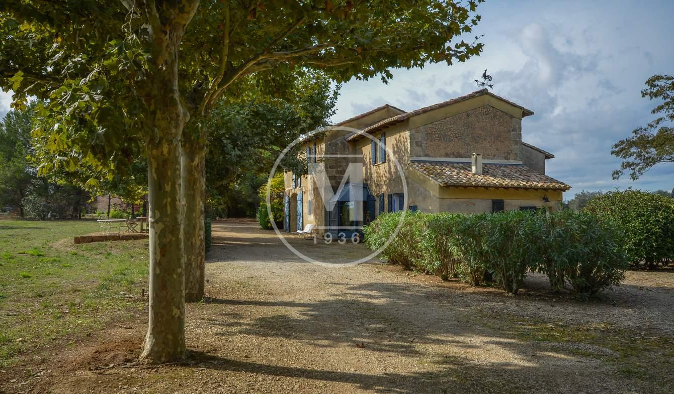 Maison avec piscine et terrasse Aigues-Mortes