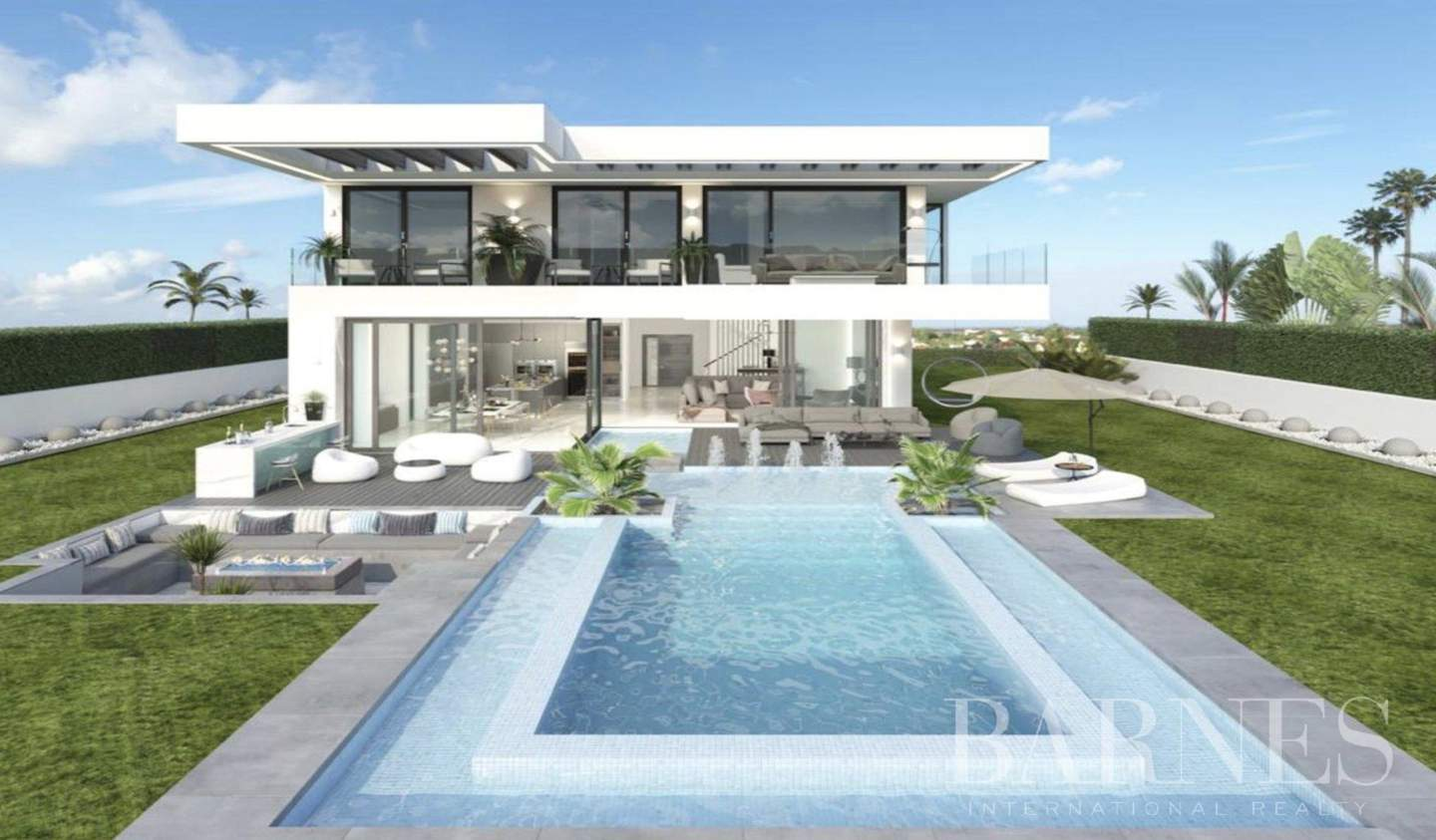 Villa with pool and terrace Costa