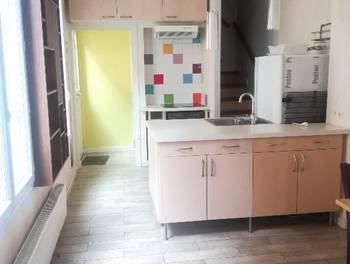 Appartement meublé 2 pièces 35,18 m2